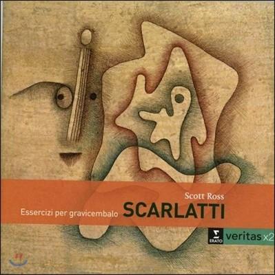 Scott Ross 스카를라티: 쳄발로를 위한 연습곡 (Scarlatti: Essercizi per gravicembalo, Sonatas 1-30)