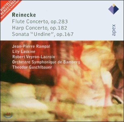 Jean-Pierre Rampal 라이네케: 플루트 협주곡, 하프 협주곡 (Reinecke: Flute Concerto)