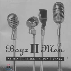 Boyz II Men - Nathan/Michael/Shawn/Wanya
