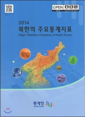 2014 북한의 주요통계지표
