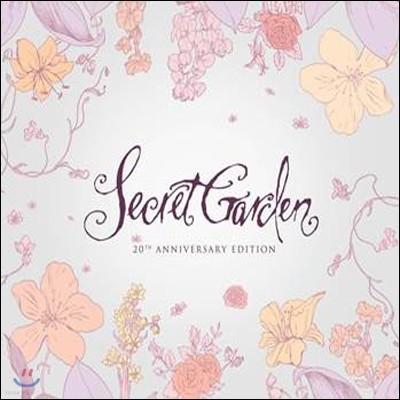 Secret Garden - 20th Anniversary (시크릿 가든 결성 20주년 기념 앨범) [Standard Edition]