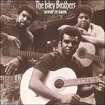 Isley Brothers (아이슬리 브라더스) - Givin' It Back [LP]