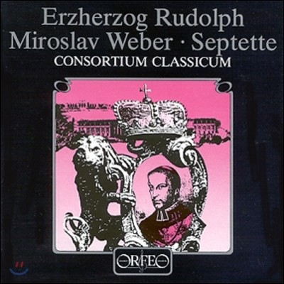 Consortium Classicum 루돌프 / 베버: 7중주 (Rudolph / M. Weber: Septets)