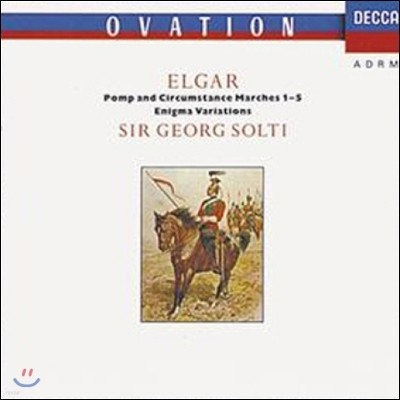 Georg Solti 엘가: 위풍당당 행진곡, 에니그마 변주곡 (Elgar: Pomp and Circumstance marches, Enigma Variations)
