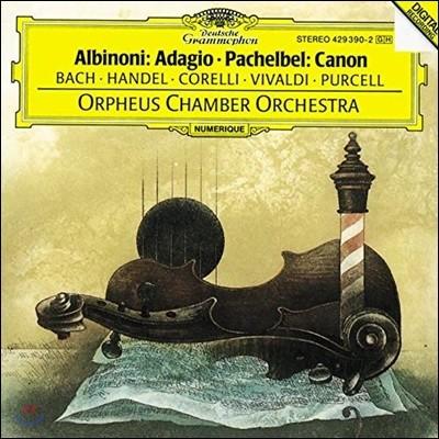 Orpheus Chamber Orchestra 알비노니: 아다지오 / 파헬벨: 캐논 (Albinoni: Adagio / Pachebel: Canon)