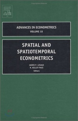 Spatial and Spatiotemporal Econometrics