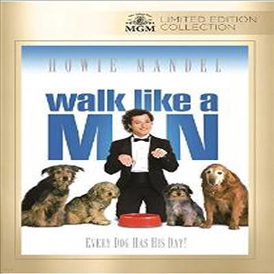 Walk Like A Man (워크 라이크 어 맨)(한글무자막)(DVD)