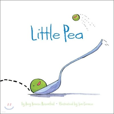 Little Pea: (Children's Book, Books for Baby, Books about Picky Eaters, Board Books for Kids)