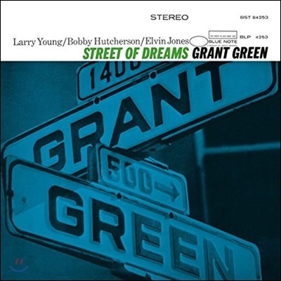 Grant Green - Street of Dreams [LP]