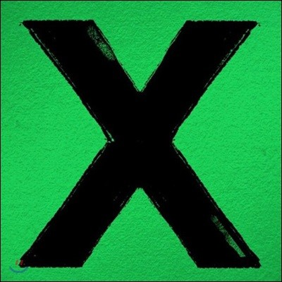 Ed Sheeran - X  에드 시런 정규 2집 [2LP]