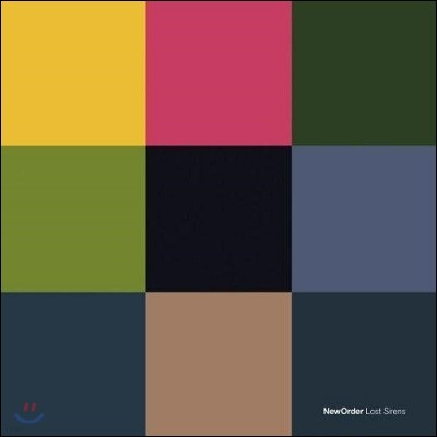 New Order - Lost Sirens (Deluxe Edition)