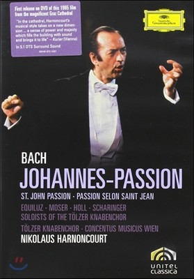 Nikolaus Harnoncourt 바흐: 요한 수난곡 (Bach: Johannes-Passion)