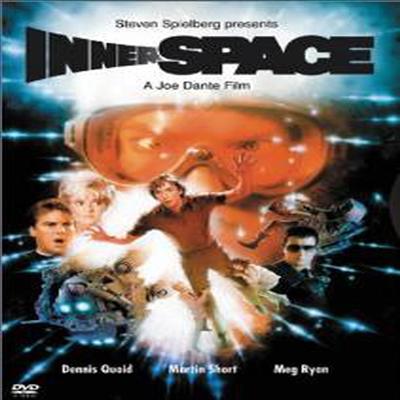 Innerspace (이너스페이스)(지역코드1)(한글무자막)(DVD)