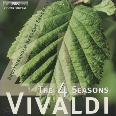 Nils-Erik Sparf 비발디: 사계 (Vivaldi: The Four Seasons)