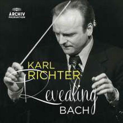 칼 리히터의 바흐 (Karl Richter - Revealing Bach) (18CD Boxset) - Karl Richter