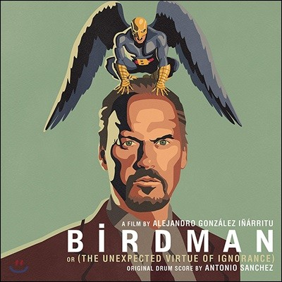 버드맨 영화음악 (Birdman OST by Antonio Sanchez)