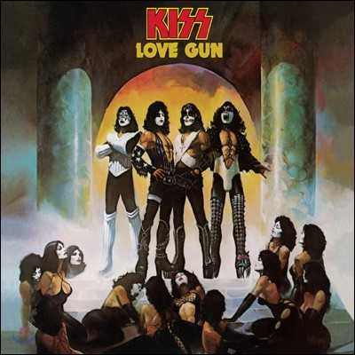 Kiss - Love Gun (Deluxe Edition)