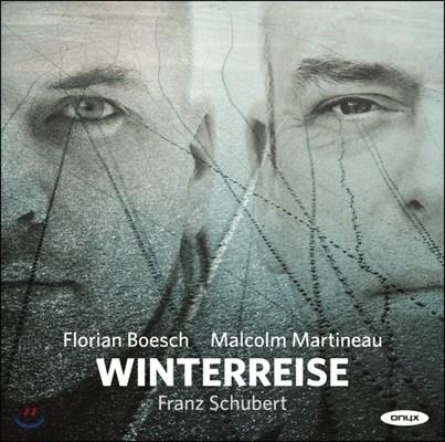 Florian Boesch 슈베르트: 겨울 나그네 (Schubert: Winterreise)