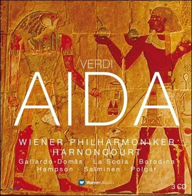 Nikolaus Harnoncourt 베르디: 아이다 (Verdi: Aida)
