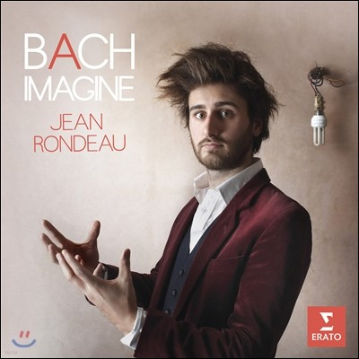 Jean Rondeau 장 롱도 - 바흐 이매진: 하프시코드 편곡 작품집 (Bach: Imagine)