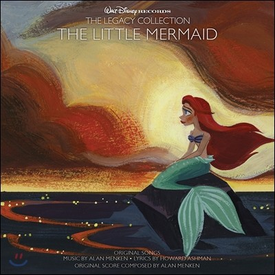인어 공주 OST (Walt Disney Records The Legacy Collection: The Little Mermaid)