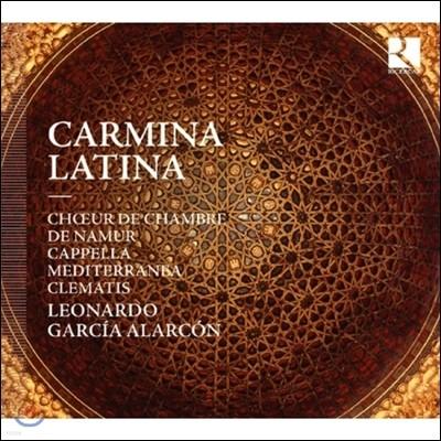 Leonardo Garcia Alarcon 카르미나 라티나 (Carmina Latina)