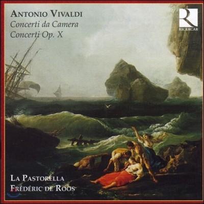 La Pastorella 비발디: 리코더 협주곡, 실내 협주곡 (Vivaldi: 6 Recorder Concertos, Chamber Concerto)