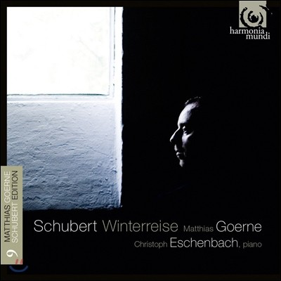 Matthias Goerne 슈베르트: 가곡 9집 겨울 나그네 - 마티아스 괴르네 (Schubert: Winterreise D 911)