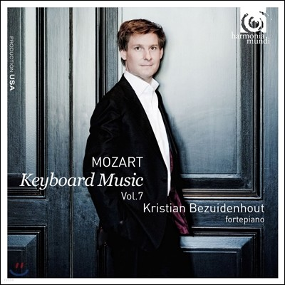 Kristian Bezuidenhout 모차르트: 키보드 음악 7집 (Mozart: Keyboard Music Vol.7)