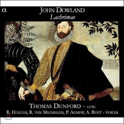 Thomas Dunford 다울랜드: 라크리메 (Dowland: Lachrimae)