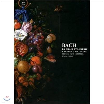 육체와 정신 - 바흐: 세속 음악과 종교 음악 (La Chair et l'Esprit - Bach: Secular and Sacred Music)