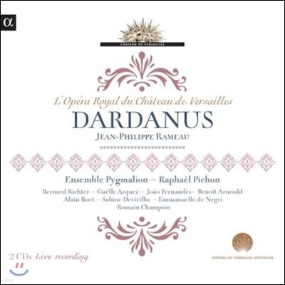 Pygmalion 라모: 다르다누스 (Rameau: Dardanus)