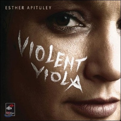 Esther Apituley 바이얼런트 비올라 - 다울랜드: 류트송 / 바흐: 무반주 바이올린 소나타 - 에스테르 아피툴레이 (Violent Viola - Dowland: Lute Songs / Bach: Violin Sonata BWV1001)