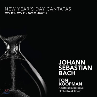 Ton Koopman 바흐: 신년 축하 칸타타 (Bach: New Year's Day Cantatas BWV171, 41, 28, 16)