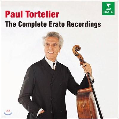 Paul Tortelier 폴 토르틀리에 에라토 녹음 전집 (Paul Tortelier - The Complete Erato Recordings) [한정반]