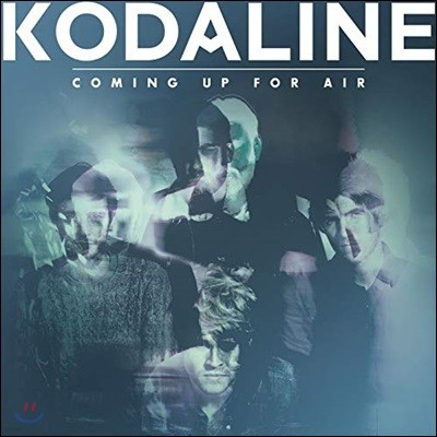 Kodaline (코다라인) - Coming Up For Air 2집 (Deluxe Edition)