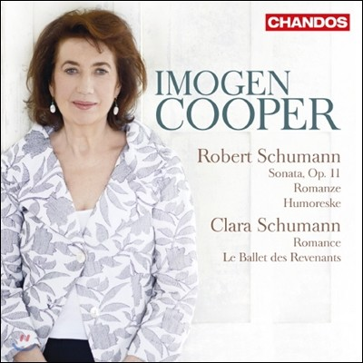 Imogen Cooper 로베르트 슈만: 유모레스크, 로망스 / 클라라 슈만: 로망스 (Schumann: Romanze, Humoreske / Clara Schumann: Romance in B minor)
