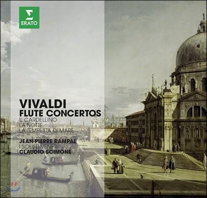 Jean-Pierre Rampal / Claudio Scimone 비발디 : 플루트 협주곡 (Vivaldi: Flute Concertos)