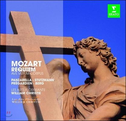 William Christie 모차르트: 레퀴엠, 아베 베룸 코르푸스 (Mozart: Requiem, Ave Verum Corpus)