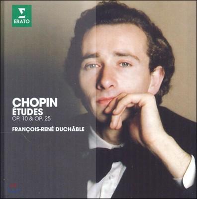 Francois-Rene Duchable 쇼팽: 연습곡 (Chopin: Etudes Op.10, Op.25)