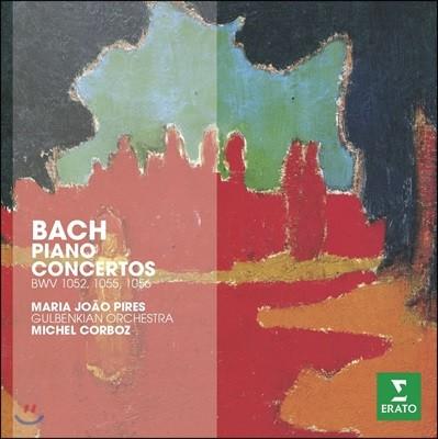 Maria Joao Pires / Michel Corboz 바흐: 피아노 협주곡 (Bach: Piano Concertos BWV1052, 1055, 1056)