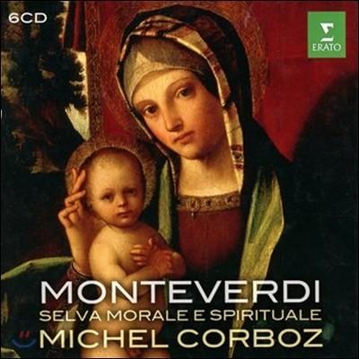 Michel Corboz 몬테베르디: 종교 작품집 (Monteverdi: Selva Morale e Spirituale)