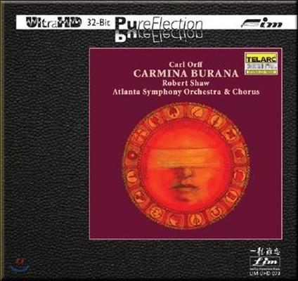 Robert Shaw 오르프: 카르미나 부라나 (Orff: Carmina Burana - Limited Edition)
