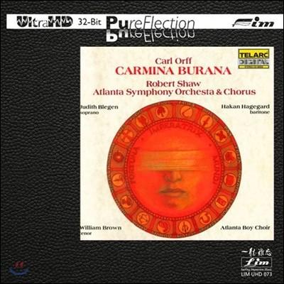 Robert Shaw 오르프: 카르미나 부라나 (Orff: Carmina Burana)
