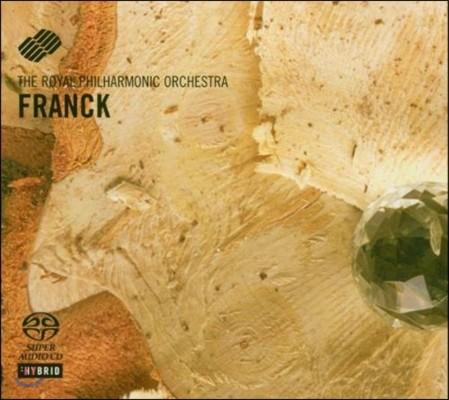 Royal Philharmonic Orchestra 프랑크: 교향곡 D단조, 교향시(Franck: Symphony in D minor, Symphonic Poems)