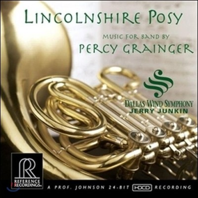 Dallas Symphony Orchestra 그레인저: 링컨셔의 꽃다발 (Grainger: Lincolnshire Posy)