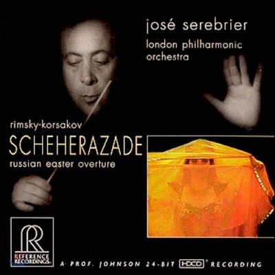Jose Serebrier 림스키코르사코프 - 세헤라자데, 러시아 부활절 서곡 (Rimsky-Korsakov: Scheherazade, Russian Easter Overture)