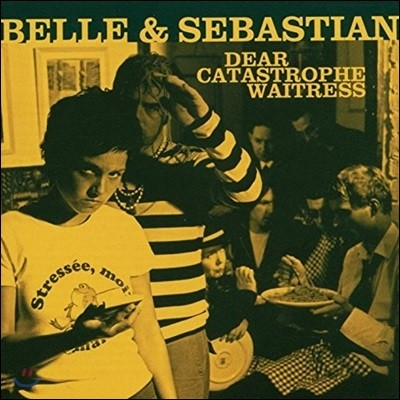Belle & Sebastian (벨 앤 세바스찬) - Dear Catastrophe Waitress [2 LP]