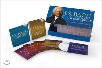 바흐 新 전집 (JS Bach: New Complete Edition) 2015년 새로운 바흐 작품 전곡집 142CD
