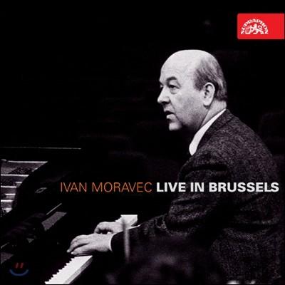 Ivan Moravec 브뤼셀 실황 - 베토벤 / 브람스 / 쇼팽 (Live in Brussels - Beethoven / Brahms / Chopin)
